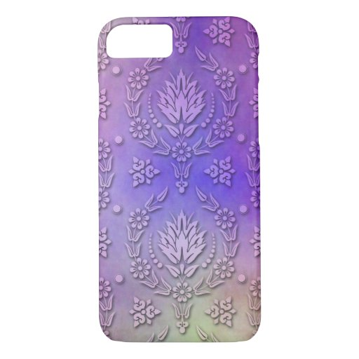 Daisy Damask, WATERCOLOR iPhone 8/7 Case