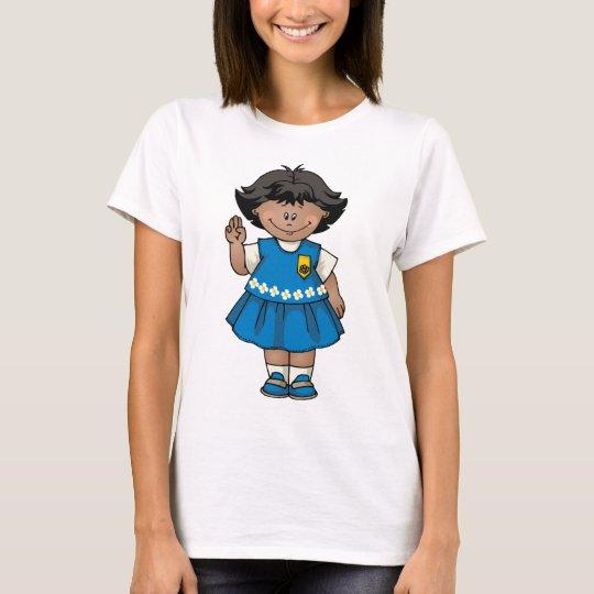 Daisy Dark Skin T-Shirt