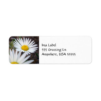 Daisy Day Label