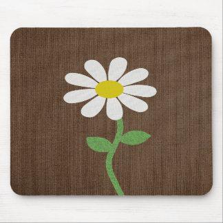 Daisy Day Mousepad