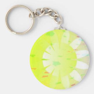 Daisy daze key6 keychain