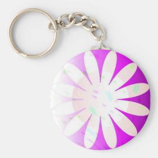 Daisy daze keyring keychain