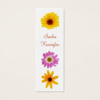 Daisy Daze Mini Business Card