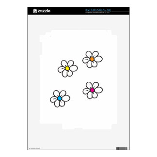 Daisy Decals For The iPad 2