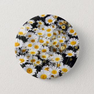 Daisy Delight Pinback Button