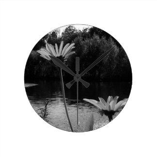 Daisy Delights Clocks