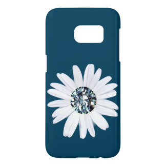 Daisy Diamond Samsung Galaxy S7 Barely There Case