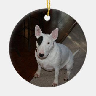 Daisy Dog Christmas Ornament