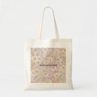 Daisy Doodle Tote Bag