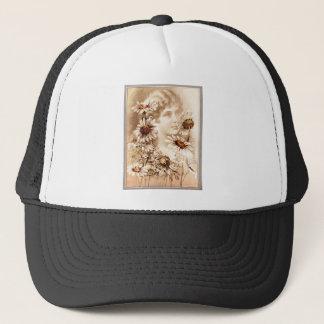 DAISY DREAMS TRUCKER HAT