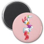Daisy Duck 2 2 Inch Round Magnet