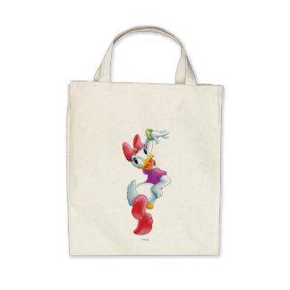 Daisy Duck 2 Canvas Bag