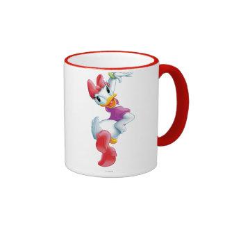 Daisy Duck 2 Ringer Mug