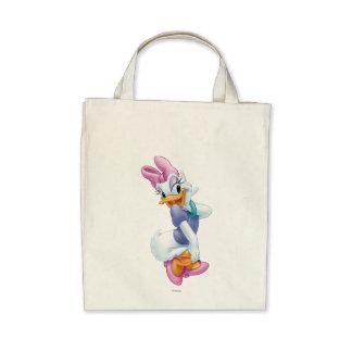 Daisy Duck 4 Canvas Bags