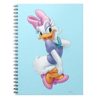 Daisy Duck 4 Spiral Notebook