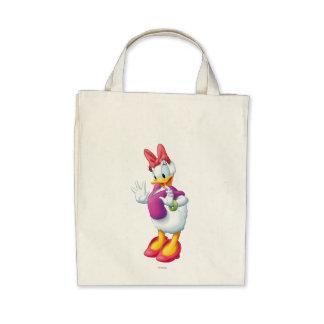 Daisy Duck 5 Canvas Bags