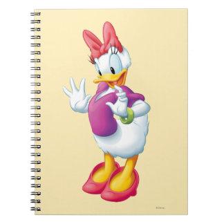 Daisy Duck 5 Notebook