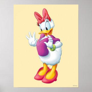 Daisy Duck 5 Print
