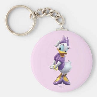 Daisy Duck Clubhouse | Cute Keychain