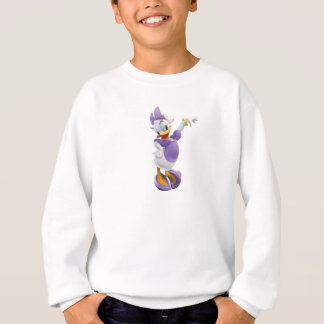 Daisy Duck Clubhouse | Waving Sweatshirt