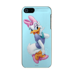 Incipio Feather Shine iPhone 5/5s Case with Daisy Duck design