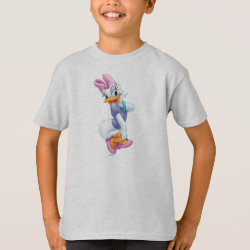 Kids' Hanes TAGLESS® T-Shirt with Daisy Duck design