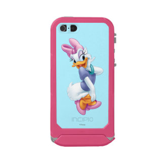 Daisy Duck | Flirting Waterproof Case For iPhone SE/5/5s