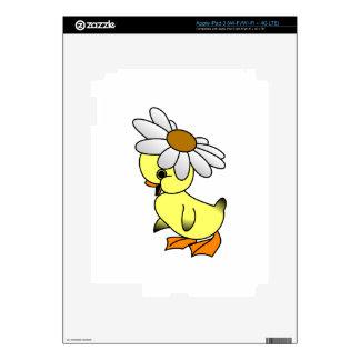 Daisy Duck iPad 3 Skin