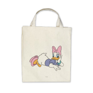 Daisy Duck Laying Down Bag