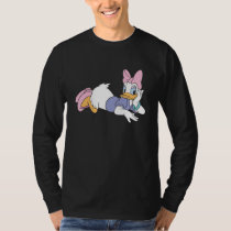 Daisy Duck | Laying Down T-Shirt
