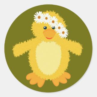 Daisy Duck Sticker