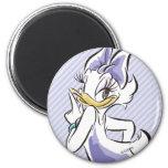 Daisy Duck   Sweet Like Sugar 2 Inch Round Magnet