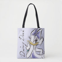 Daisy Duck | Sweet Like Sugar Tote Bag