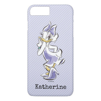 Daisy Duck | Sweet Like Sugar | Your Name iPhone 7 Plus Case
