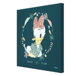 Daisy Duck | You Make Me Wander Canvas Print