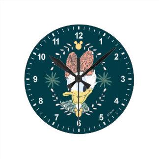 Daisy Duck | You Make Me Wander Round Clock