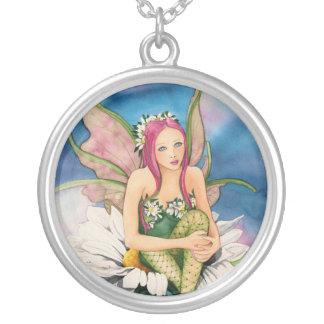Daisy Fairy Necklace
