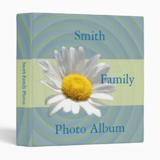 Daisy Family Photo Album Vinyl Binder