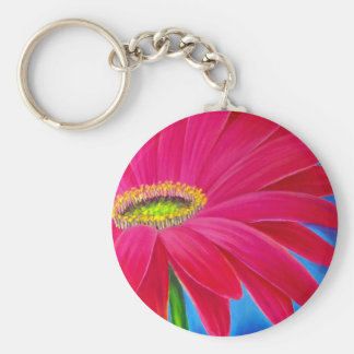DAISY FLOWER ART - MULTI KEY CHAINS