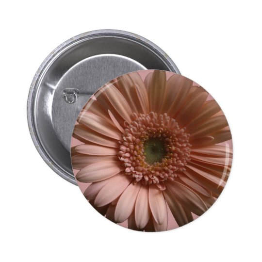 Daisy Flower Button