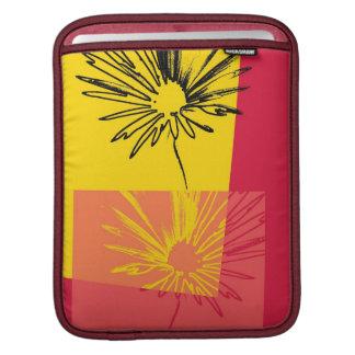 Daisy Flower c.1982 - Fine art iPad sleeve