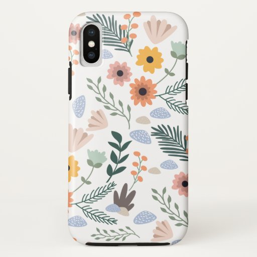 Daisy Flower iPhone XS iPhone XS Case