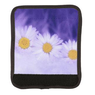 Daisy Flower Luggage Handle Wrap