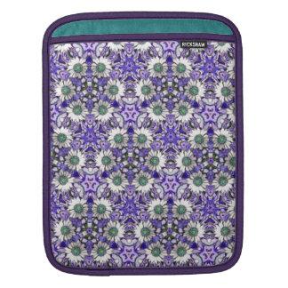 Daisy Flower Pattern Sleeve For iPads