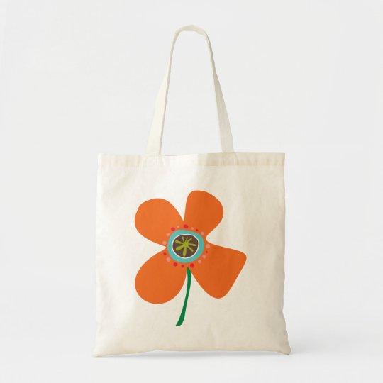 Daisy Flower Pop Fun Summer Daisies Whimsical Cute Tote Bag