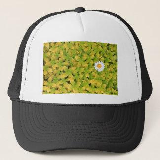 Daisy Flower Reaching For The Sun Trucker Hat