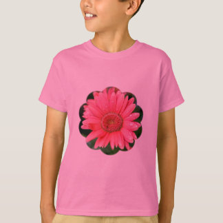 Daisy Flower Shape T-Shirt