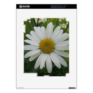 Daisy Flower iPad 2 Decals