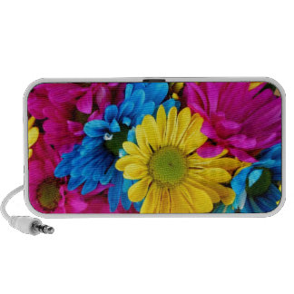 Daisy Flowers Blossoms Love Destiny Shower Party iPhone Speakers
