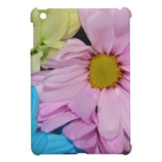 Daisy Flowers Peace Love Destiny iPad Mini Cover